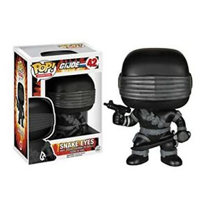 Funko POP! GI Joe Snake Eyes