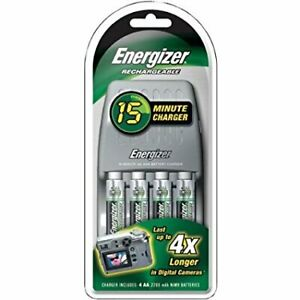 Energizer High-Speed Battery Charger