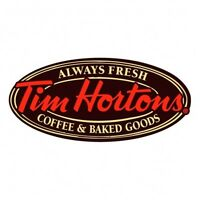 Tim Hortons - Days, Afternoons, & Weekends