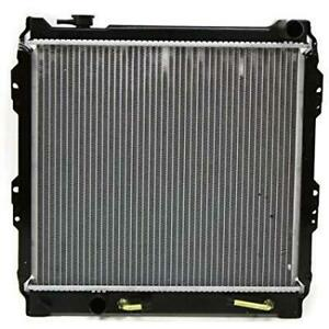 Aluminum Core Radiator With Transmission Cooler For Toyota Pickup 1989-1995 / For Toyota 4Runner 1990-1991 - TO3010150