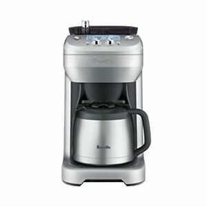Breville Grind Control 12-Cup Coffee Maker (BDC650BSS) in Box