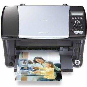 Canon All-In-One Inkjet Printer   - Copier, Scanner , Fax