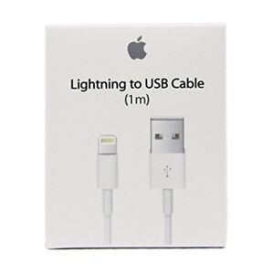Apple lightning to USB charge cable  new in box