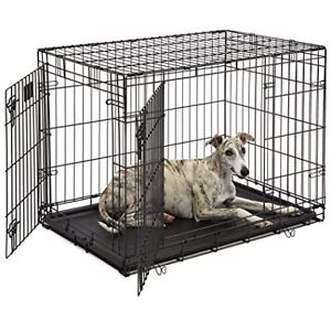 Large dog crate good condition