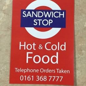 Sandwich Shop for Sale