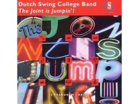 THE JOINT IS JUMPIN'! – DUTCH COLLEGE SWING BAND - CD