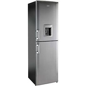 Beko CXFD5104S A+ Frost Free Fridge Freezer- Excellent Condition