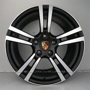 Porsche Carrera Sport Wheels