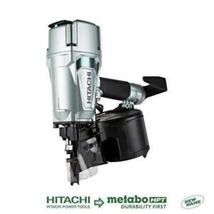 HITACHI METABO HPT NV83A5 3-1/4 Coil Framing Nailer (Reconditioned) - We ship nationwide!!