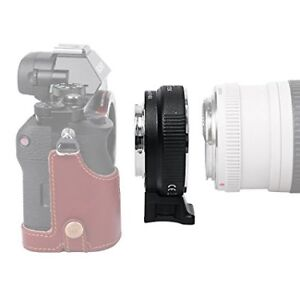 Canon to sony Camera Electronic adapter (EF mount-E mount)