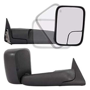 2002-2009 Dodge Ram tow mirrors *** brand new ***