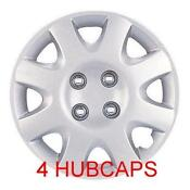 Civic Hubcaps 14 Set