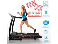 JLL® S300 digital treadmill, 20 Auto incline, with 5 years guarantee