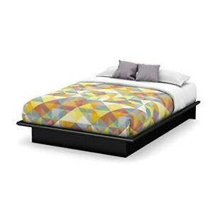 South Shore Furniture Basic Collection, Full/Double Platform Bed