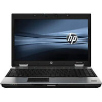 HP laptop for sale, I7 chipset, 4 gigs of ram