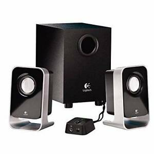 Logitech LS21 2.1 Stereo Speaker System Port Melbourne Port Phillip Preview