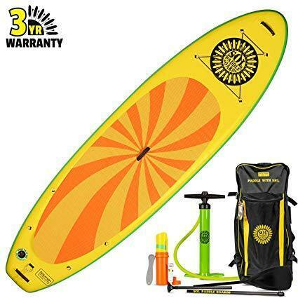 SOL Paddle SOLTrain Demo Stand Up Paddleboard