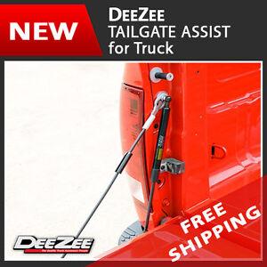 dee zee truck tailgate assist ez down strut system for 04 14 ford f 150. Black Bedroom Furniture Sets. Home Design Ideas