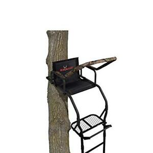 Big Game Hunting Treestand / Tree Stand Warrior DXT