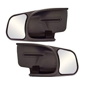 Trailer towing mirrors