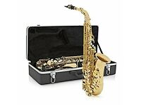 Alto Saxophone by Gear4Music for Sale - Hardly Used