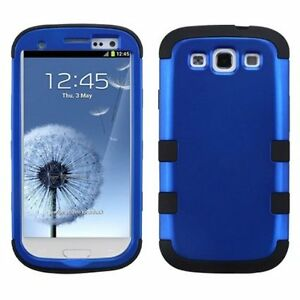 Tuff-Hybrid Protective Case for Samsung Galaxy S3 S III i747