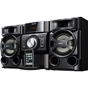 Sony Mini HiFi Component System with Remote