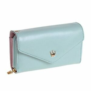 Mint Blue Wristlet Wallet Case Handbag Kitchener / Waterloo Kitchener Area image 4