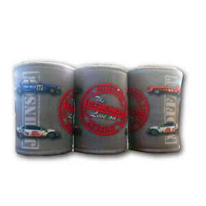 JIM BEAM RACING LEGENDS CAN COOLER STUBBY HOLDER DICK JOHNSON V8SUPERCARS FORD