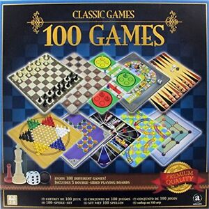 Collection of Games - Gift Idea for Seniors
