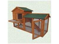 brand new rabbit or guine pig hutch still in the box
