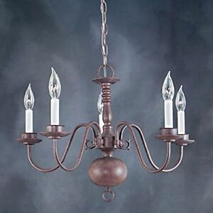 NEW Thomas Lighting Chandelier Collection Tile Bronze