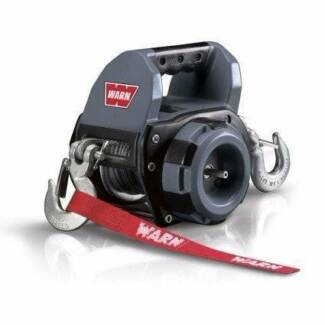 Warn drill powered portable winch 9m wire rope, 910500
