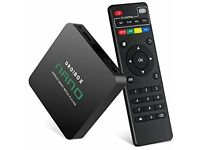 JUSTOP NANO Pro Android TV Box Android 6.0 Marshmallow OS