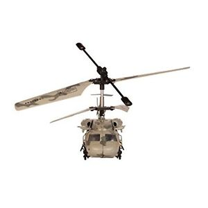 "Protocol Stealth Hawk Camouflage 12.6"" RC Helicopter"