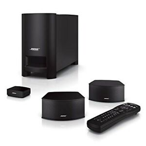 BOSE GS SERIES II HOME THEATRE SYSTEM