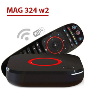 Get it Now. MAG324 W2 WITH Premium 4900+LIVE Channels SUB