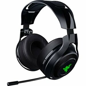 Selling  Razer  manowar wireless headset 7.1 surround.