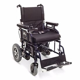 Betterlife Aries Electric Wheelchair Adjustable Folding Powerchair
