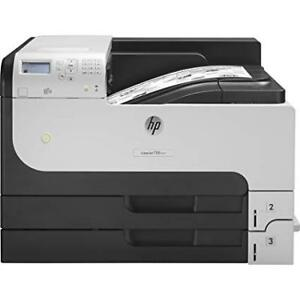 Hp 700 M712 laserjet printer