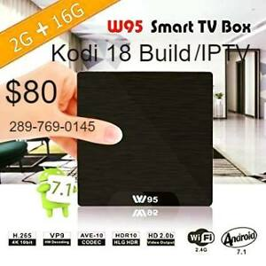 Android Box Sales $80 Kodi Leia Build Install $20