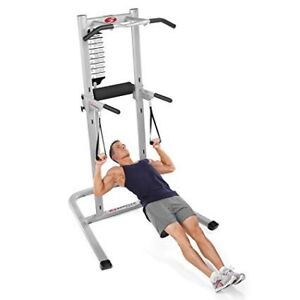 Bowflex body tower with mat