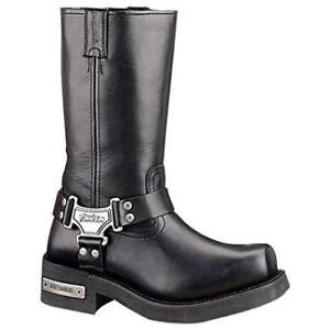 Wanted:WANTED: HARLEY MEGA HARNESS BOOTS SIZE 13