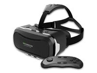 Shinecon 2.0 VR headset, brand new in box, with remote! up tp 150pcs, bulk buy only!!