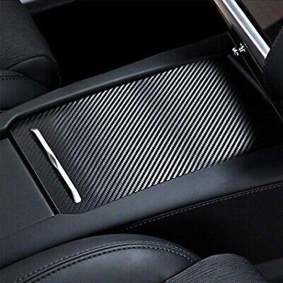 Tesla Model S Carbon Fiber Console Overlay