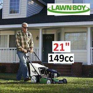 USED LAWN-BOY 21 149cc PUSH MOWER 17730 250092839 LAWNMOWER LAWN MOWER GAS WALK BEHIND GRASS