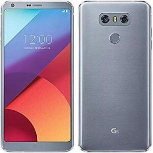 LG G6 - Silver - 32 GB Storage - Unlocked - LIMITED STORE DEAL !