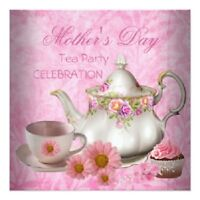 Mother's Day Victorian Tea Party
