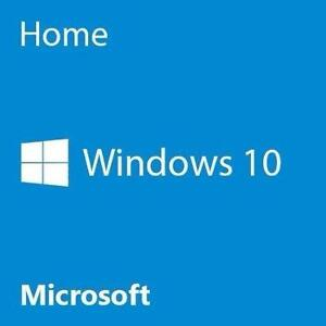 Microsoft Windows 10 Home - 32/64-bit - OEM