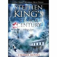 Storm Of The Century + 2 bonus movies